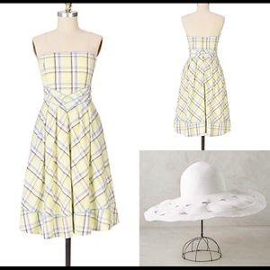 Maeve yellow sunny days Dress Size 6